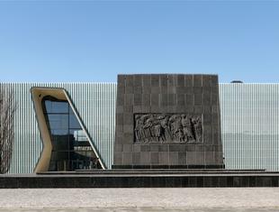 Nagroda Roku SARP 2013: Muzeum Historii Żydów Polskich w Warszawie