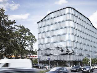 Biurowiec SQ Business Center we Wrocławiu