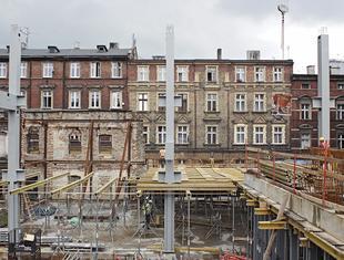 Posadowienie budynku – o konstrukcji Wydziału Radia i Telewizji Czesław Hodurek