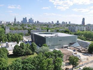 Skromność i spokój. Rainer Mahlamäki o Muzeum Historii Żydów Polskich